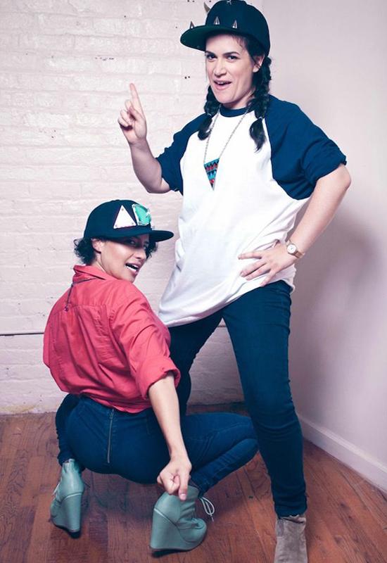 Abbi Jacobsson & Ilana Glazer
