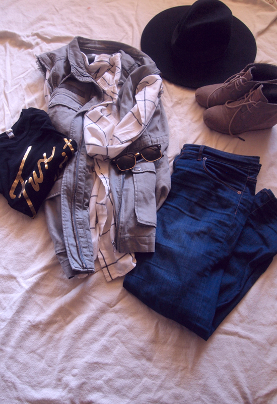 Concert Lovin' outfit